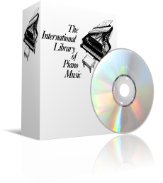 The Recordings of The International Library of Piano Music